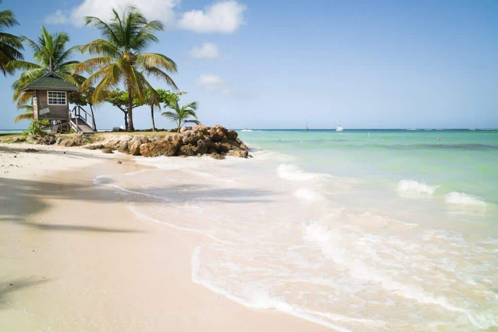 03. Pigeon Point, Tobago (google)