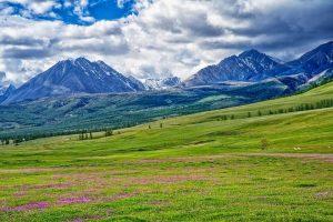 mongolia mountains