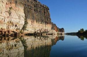 the kimberlies cliff
