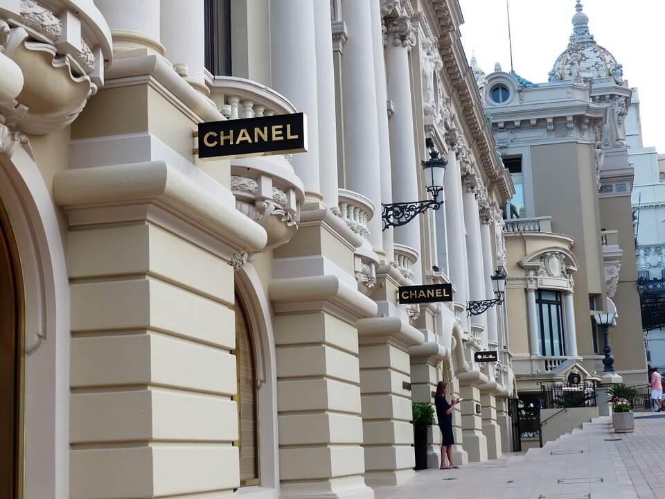Monaco shops