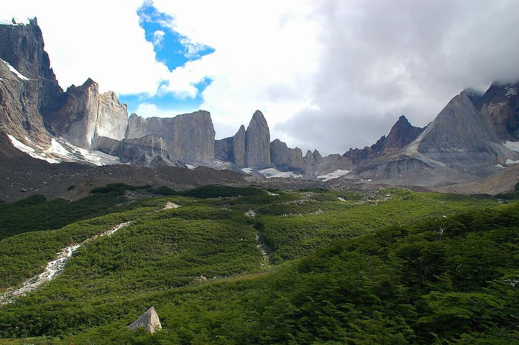 The Breathtaking Mountain Scenery of Torres del Paine National Park